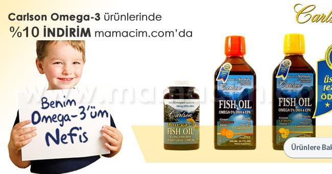 Carslon Omega 3 Balık Yağı