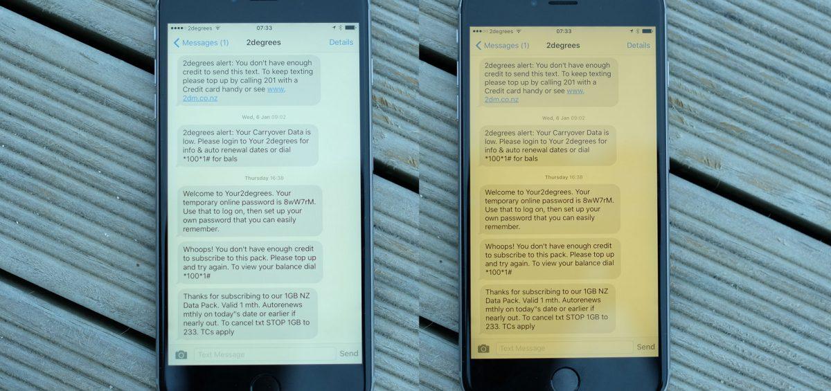 Telefon Ekran Sararma Sorunu Sebepleri Nelerdir