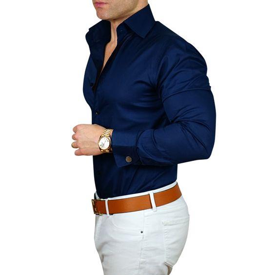 Slim Fit Ve Klasik Gömlek Seçimi